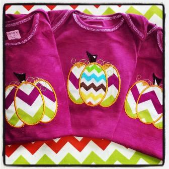 Hand Dyed Pumpkin Onsie-handdyed,pumpkin,onsie,bodysuit,applique