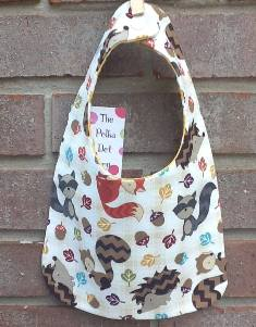 Cute Woodland Animals-woodland,babies,baby,bib,vintage,fall